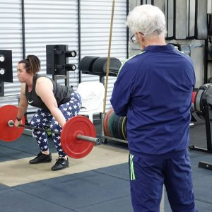 Observing the beginner athlete in Olympic Weightlifting